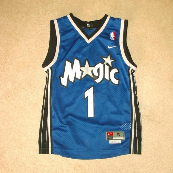 Nike TRACY MCGRADY  1 Orlando Magic Jersey 71d8bf9c1